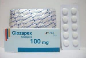 كلوزابكس أقراص لعلاج الفصام
