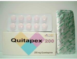 كويتابكس دواء لعلاج الفصام