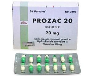دواء بروزاك مضاد للاكتئاب