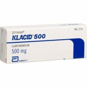 كلاسيد Klacid مضاد حيوى