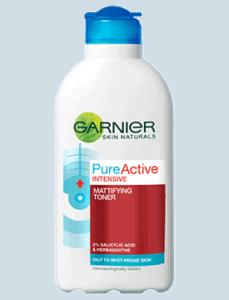 جارنييه Pure Active toner