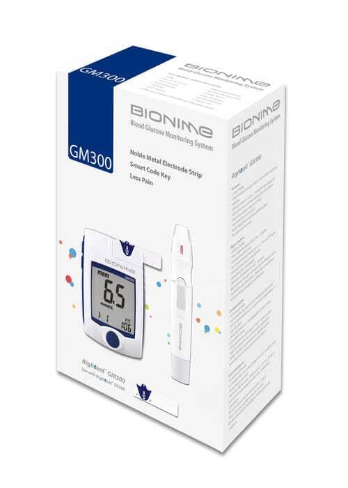جهاز بيونيم الأزرق Bionime GM300