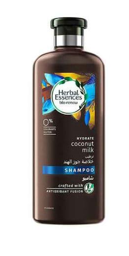 herbal essences shampoo بجوز الهند