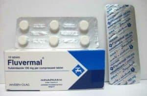 فلوفيرمال اقراص