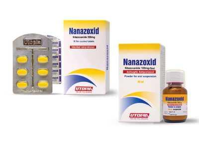 نانوزوكسيد لعلاج الإسهال