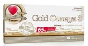 كبسولات اوليمب جولد اوميغا 3