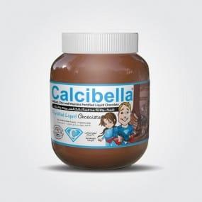 شوكولاتة كالسي بيلا لعلاج نقص الكالسيوم