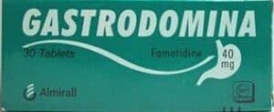 جاسترودومينا Gastrodomina
