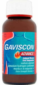 جافيسكون لعلاج الحموضة