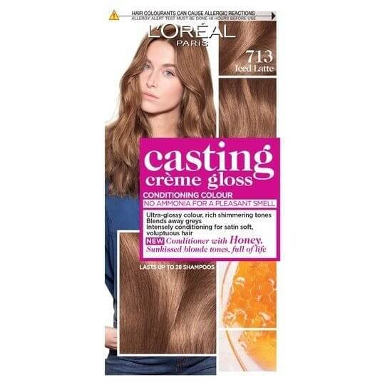 Casting Crème Gloss Hair Color Iced Latte