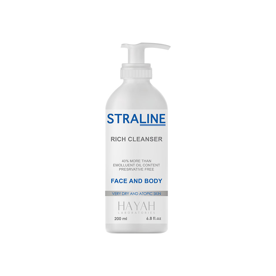 Straline Moisturizing Cleanser | 200ml